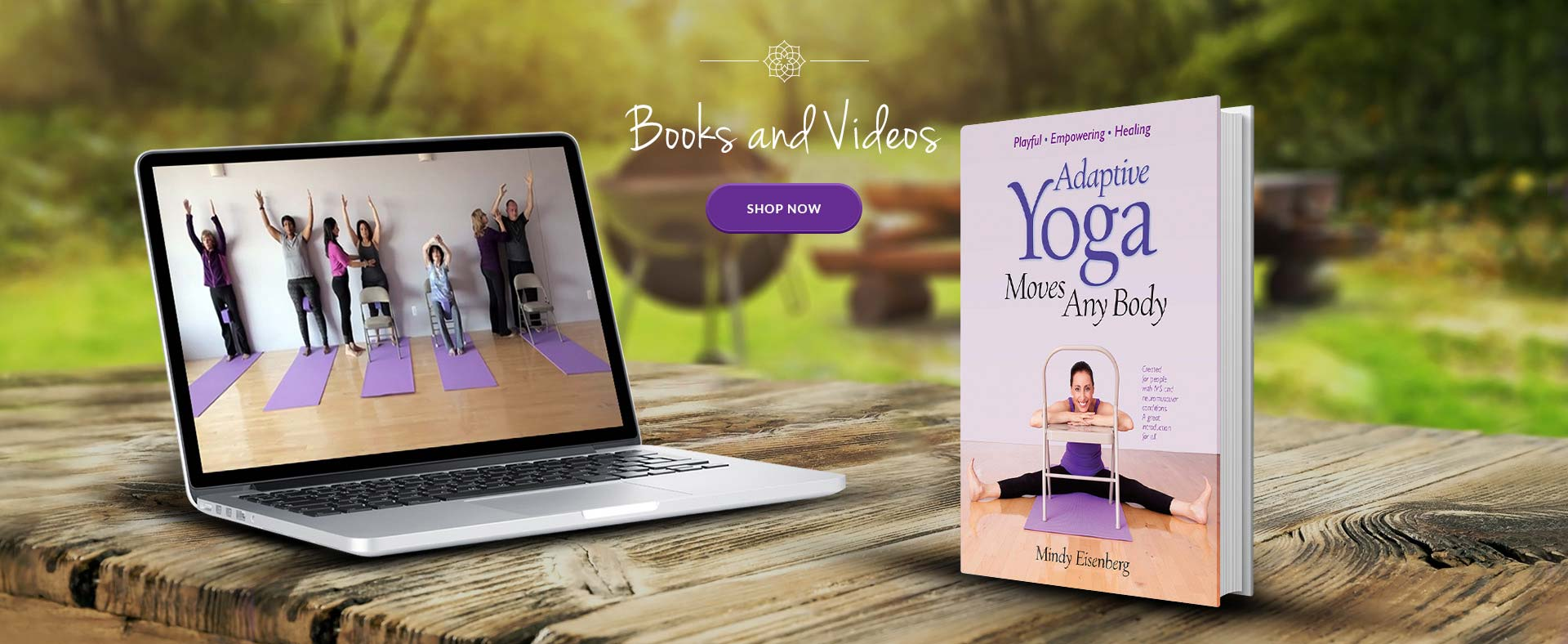 Yoga Moves MS Books & Videos