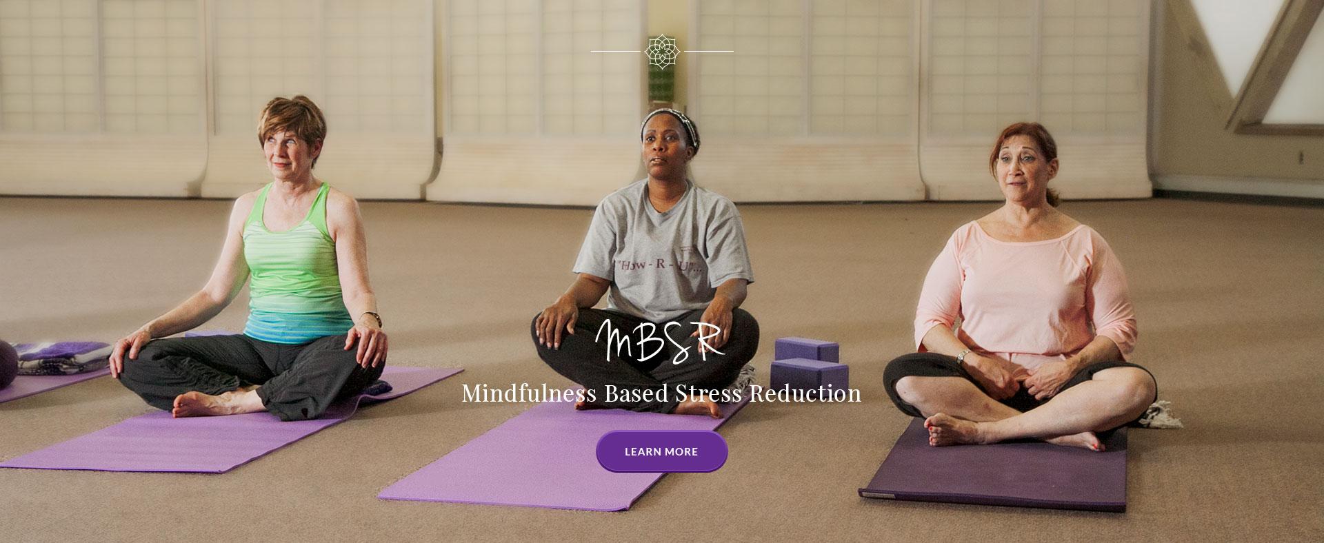 Mindfulness-Based Stress Reduction