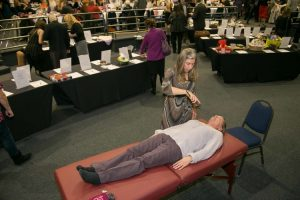 Silent Auction and Good Energy: Sheryl Netzky