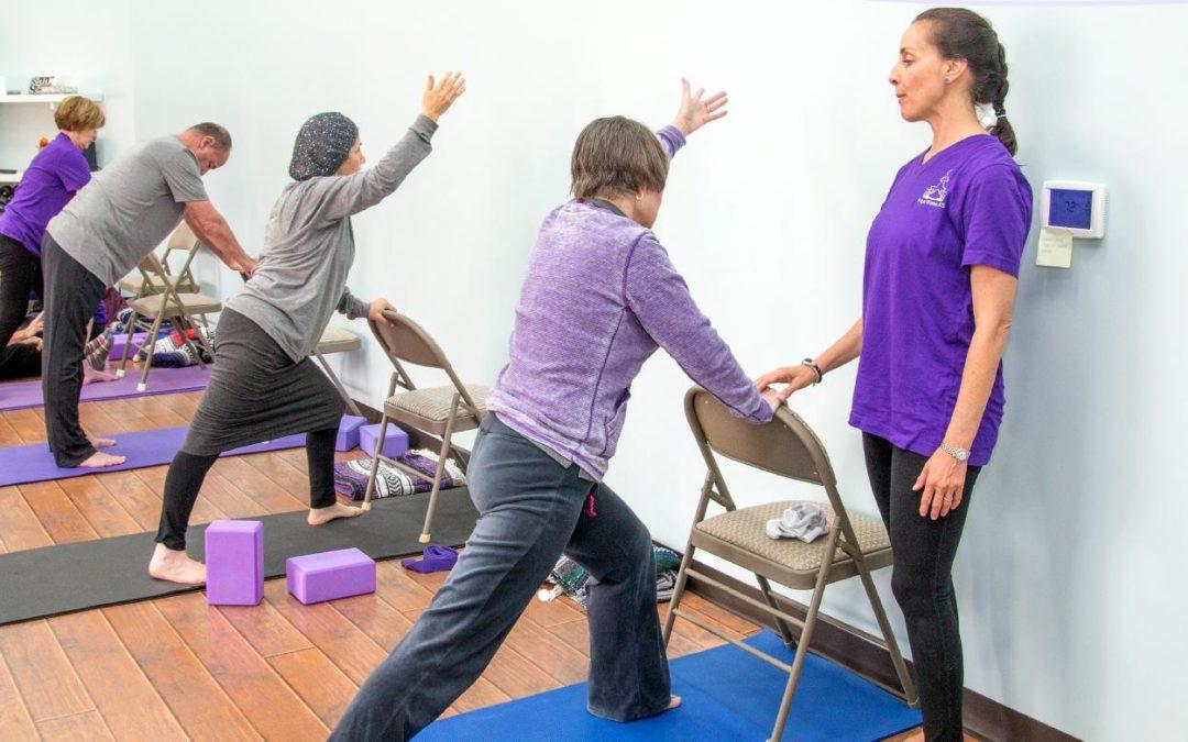 Jan 31-Feb 2, 2020 – Adaptive Yoga Moves Any Body Teacher Training