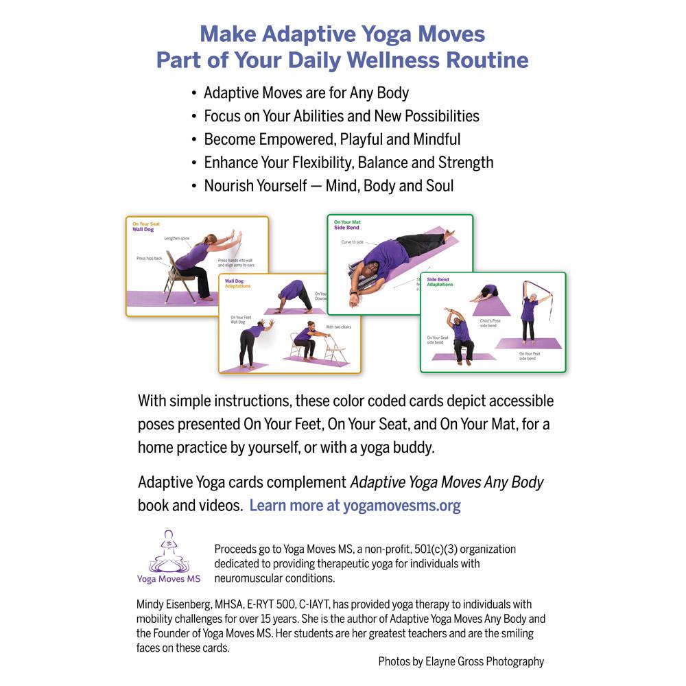 Adaptive Yoga Cards