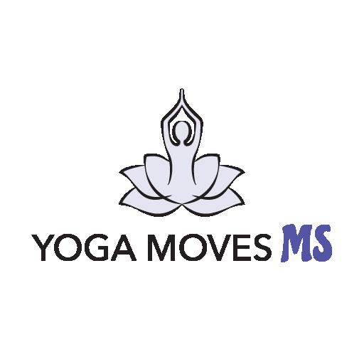 Yoga Moves MS logo