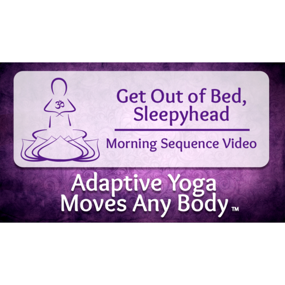 Get Out of Bed Sleepyhead Morning Sequence Video